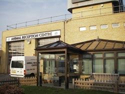 Animal Reception Centre, Heathrow Airport